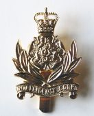 Intelligence Corps Issue Cap / Beret Badge